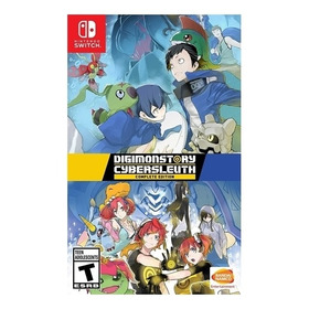 Digimon Story Cyber Sleuth Complete Edition Switch Novo