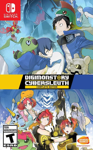 digimon story: cyber sleuth complete- juego fisico - sniper