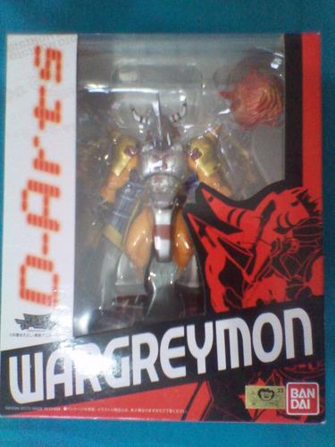 digimon wargreymon  d-arts