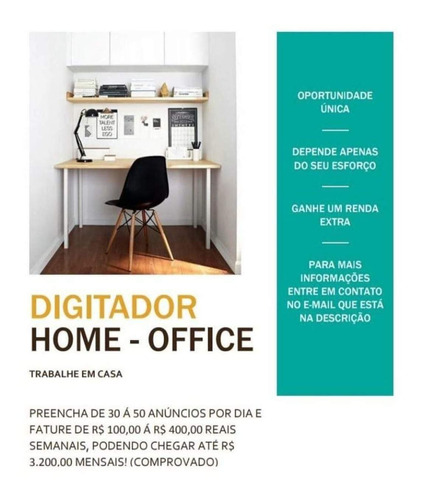 digitador online (home office)