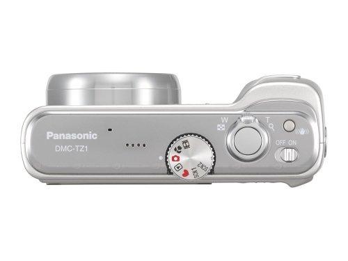 digital compacta panasonic cámara
