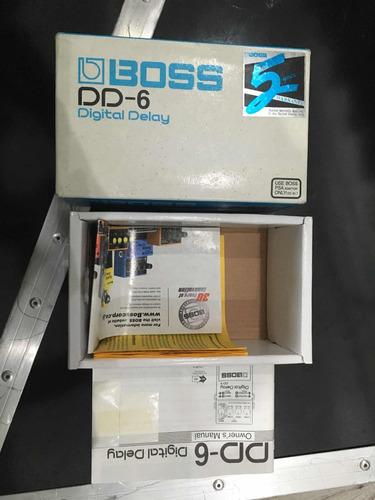 digital delay 6 boss
