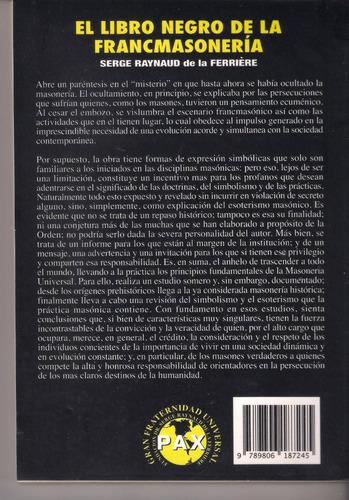 digital el libro negro de la francmasoneria de serge raynaud