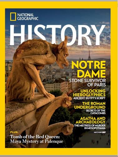 digital idioma inglés - history n.g. - notre dame