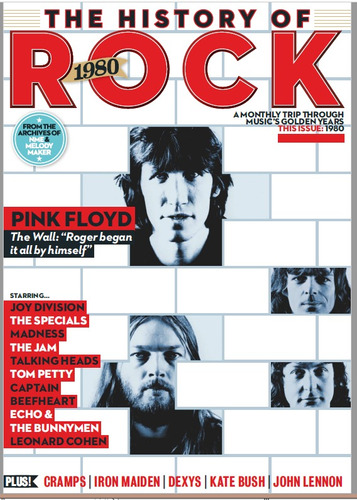 digital idioma inglés - the history of rock - pink floy