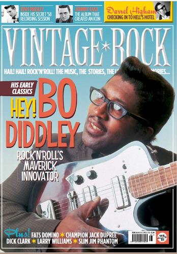 digital idioma inglés - vintage rock - bo diddley