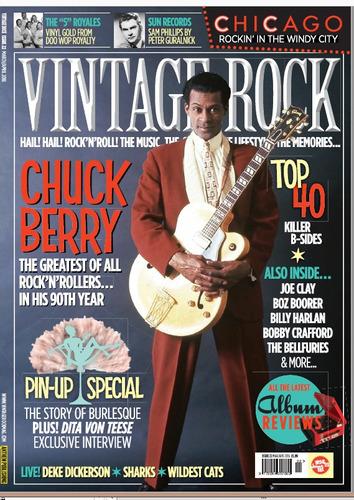 digital idioma inglés - vintage rock - chuck berry