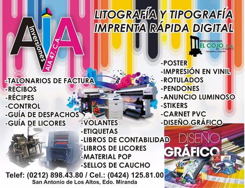 digital impre imprenta