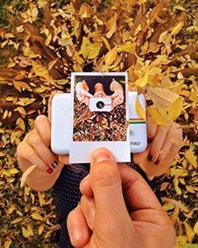 digital instantánea polaroid cámara
