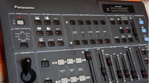 digital mixer video -audio