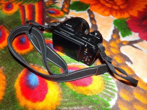 digital nikon cámara