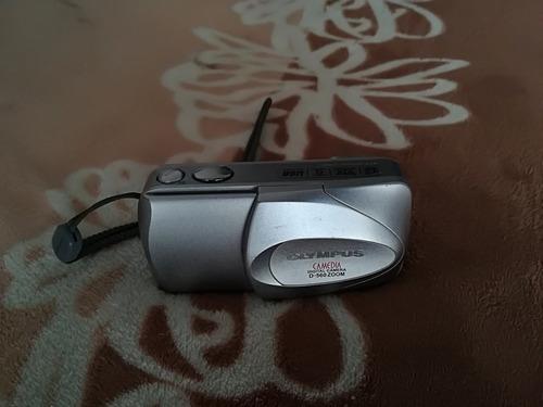 digital olympus cámara