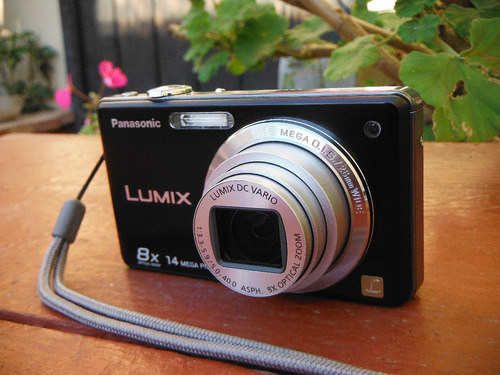 digital panasonic camara