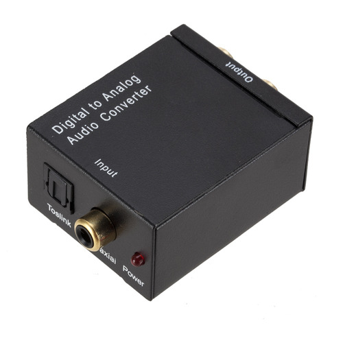digital para analógico de auditivo conversor auditivo switc