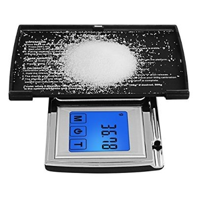 digital pocket scalenext-brillo de la joyería del grano de g