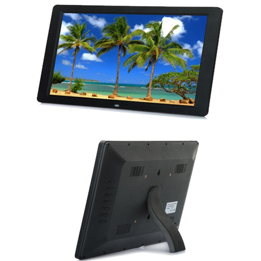 Portaretrato Digital 15 Pulgadas Control Video Fotos Mp3 - $ 7.189 ...