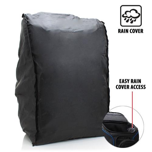 digital slr camera mochila con compartimento personalizado
