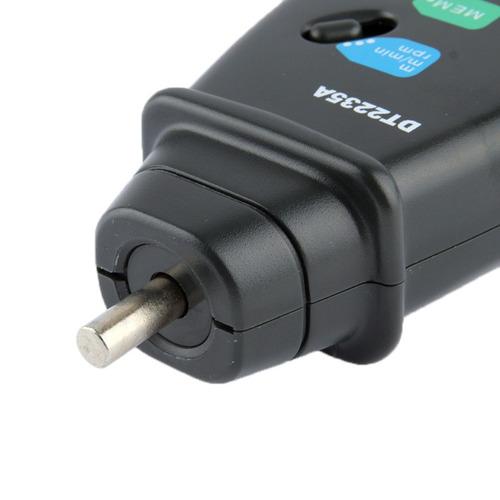 digital tacometro contacto dt2235a