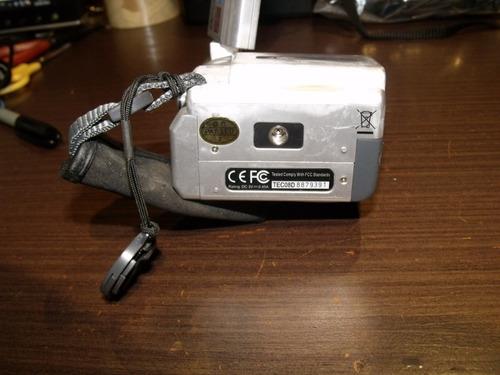 digital video camera dv1000 sem carregador