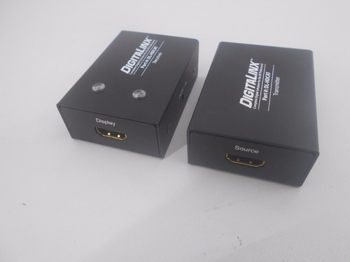 digitalinx transfiere hdmi hasta 300mts sin perder resolucio