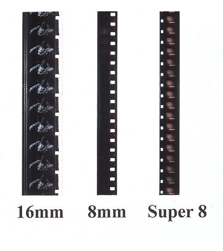 digitalizacao de 8mm, super 8 ,  16mm
