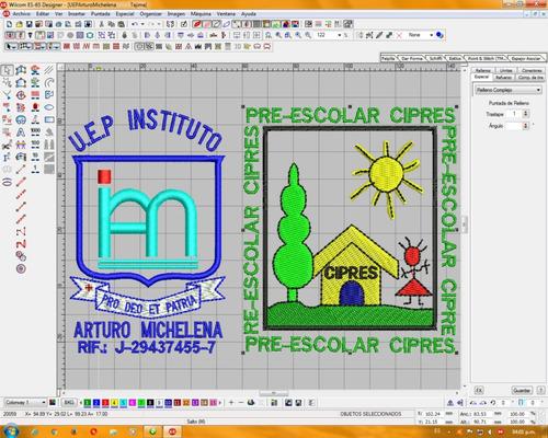 digitalizacion de bordados