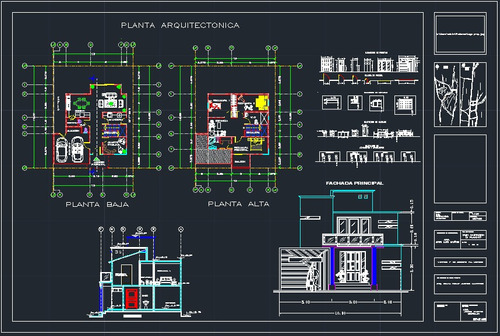 digitalizacion de planos arquitectónicos