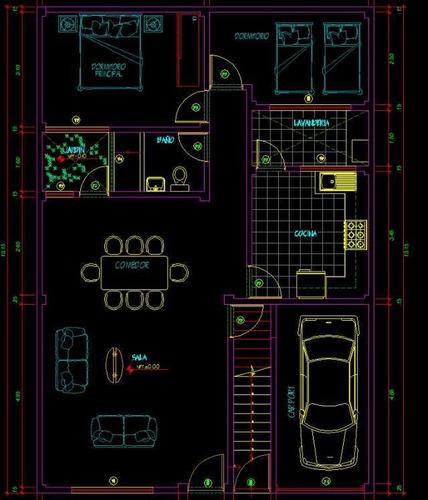 digitalización de planos en autocad