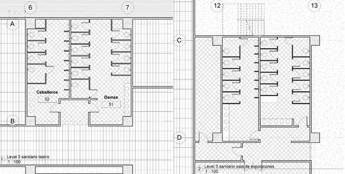 digitalización de planos, render,  autocad 2d y 3 d, revit