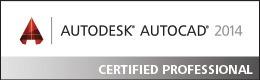 digitalización planos autocad certified professional