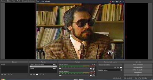digitalización traspaso vhs a dvd mp4 pendrive sector centro