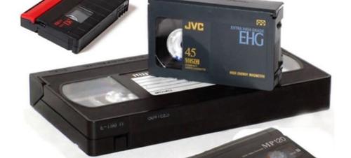 digitalizacion vhs/vhs compact a dvd / pase a dvd o pendrive