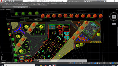digitalización y elaboración de planimetría en autocad.