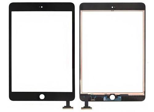 digitalizador negro ipad mini touch screen
