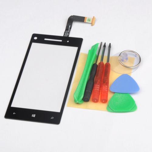 digitalizador  part touch screen para htc windows phone 8x