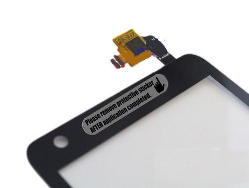digitalizador touch screen acer liquid z410 4.5  2015