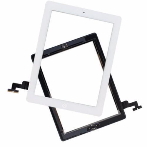 digitalizador touch screen para ipad 2 2nd gen blanco