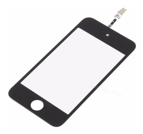 digitalizador touch screen para ipod touch 4g negro impormel
