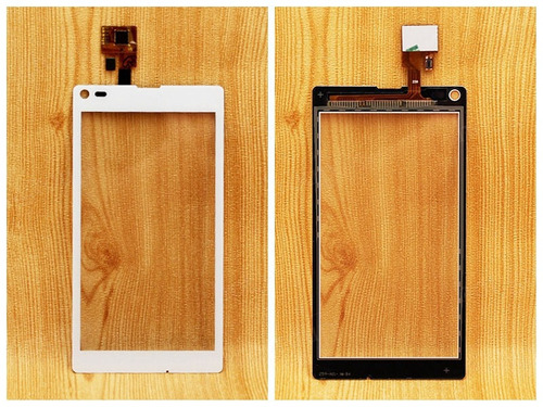 digitalizador touch screen para sony taoshan xperia l s36h c