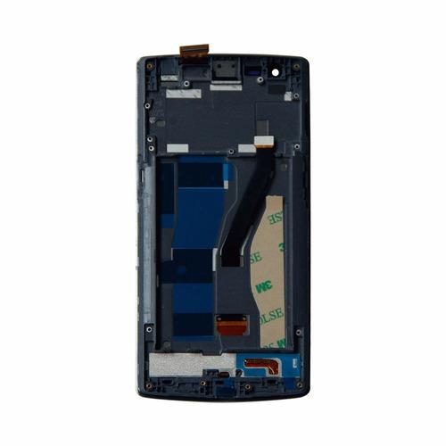 digitalizador y display para oneplus one 1+ a0001