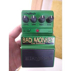 Digitech - Bad Monkey (tube Overdrive)