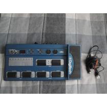 Pedalera De Guitarra Digitech Rp6
