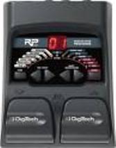 digitech rp-55 pedalera multiefectos para guitarra rp series
