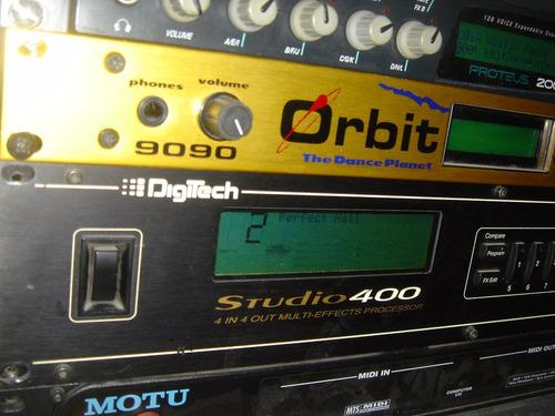 digitech studio 400 procesador de efectos