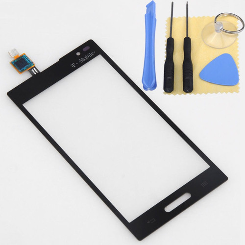 digitizer touch screent-mobile lg p769 optimus l9 outer
