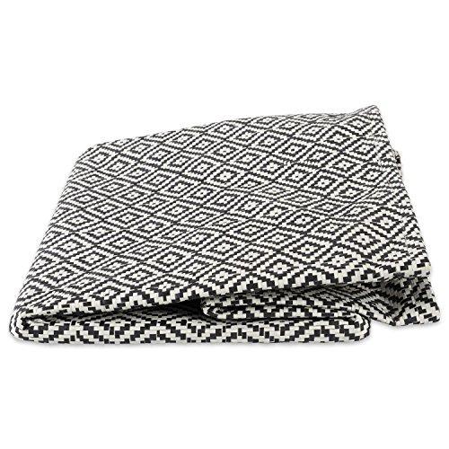 dii cesta de papel o cubo tejida, plegable y práctica soluci
