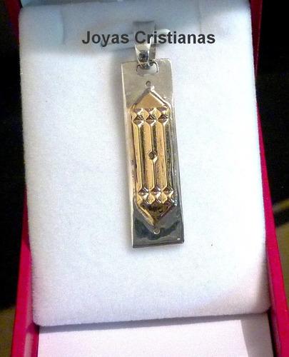 dije atlante plata 925 esmeralda oro argollas matrimonio
