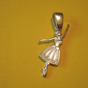 e543b4cc133b Dije Oro Bailarina Ballet Oro - Joyas y Bijouterie en Capital ...
