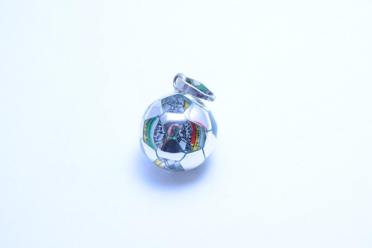 dije de balón de fútbol méxico en plata ley .925 s c equipos. Cargando zoom. 41953b61eeb2a