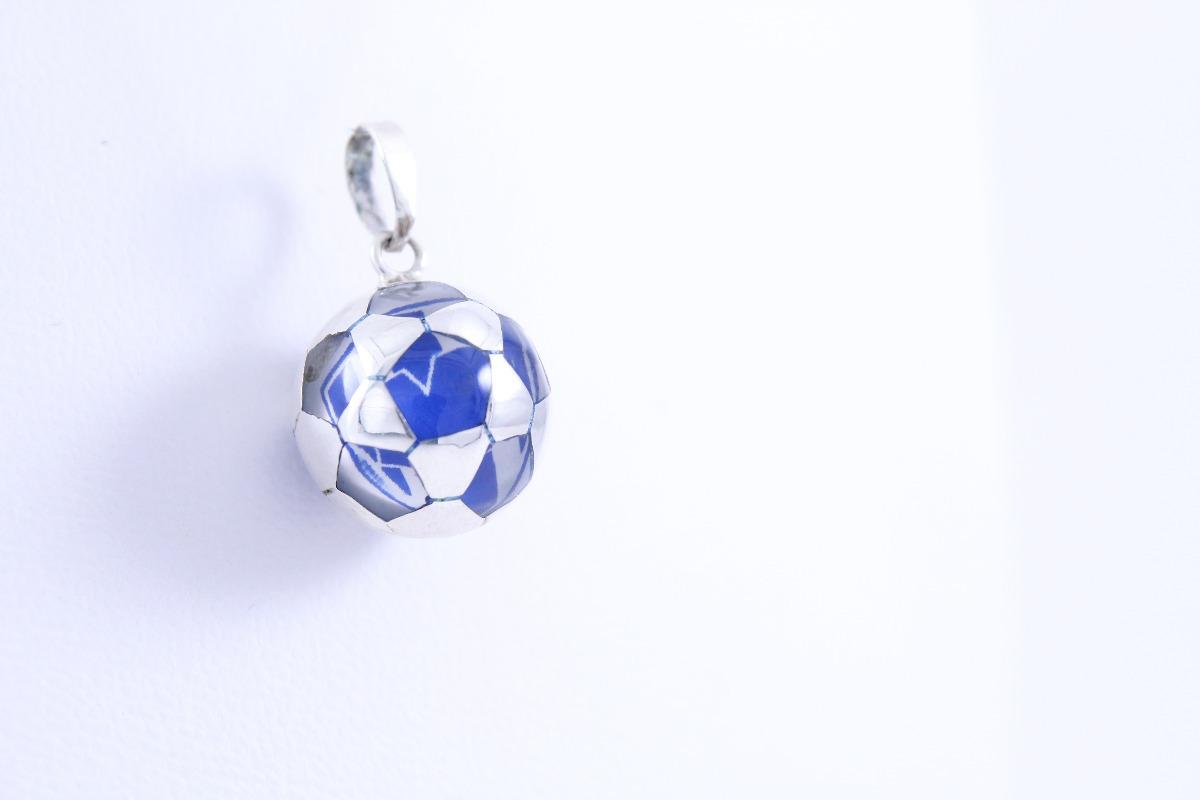 dije de balón de fútbol monterrey plata ley. 925 equipos s c. Cargando zoom. e54ecc7e93e24